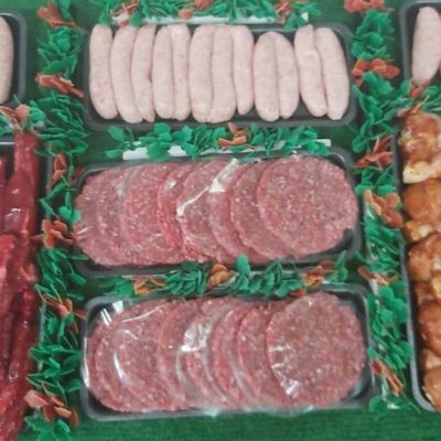 BBQ Pack - Large- Jamies Meat Inn Butchers, Sudbury, Suffolk