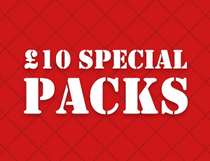 £10 Special Packs - Jamies meat Inn