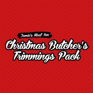 Christmas Butchers Trimmings Pack