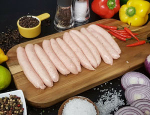 Burgers & Sausages, Butchers, Sudbury, Suffolk, Haverhill